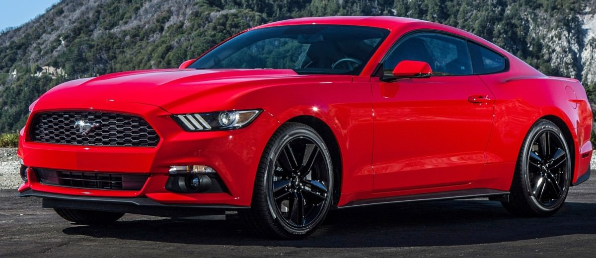 Future Car Renderings - 2017 Ford Mustang Mach 1 3