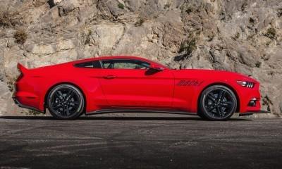 Future Car Renderings - 2017 Ford Mustang Mach 1 6