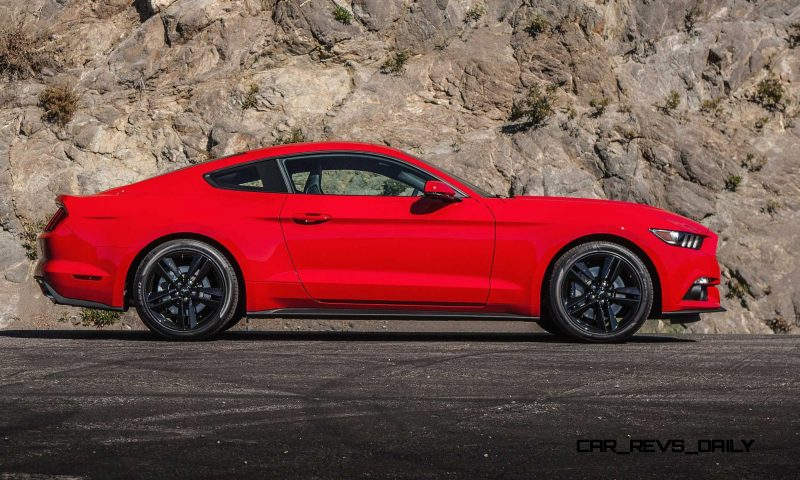 Future Car Renderings - 2017 Ford Mustang Mach 1 8