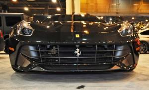 Giovanna Wheels On RR Ghost, G-Wagen and Ferrari F12 Berlinetta 2