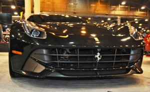 Giovanna Wheels On RR Ghost, G-Wagen and Ferrari F12 Berlinetta 3