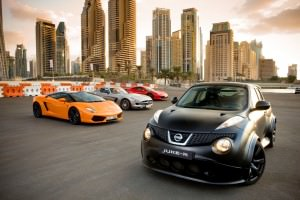 Nissan Launches Limited Run of Exciting JUKE-R as it Stars in Ow