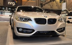 Houston Auto Show - 2015 BMW 228i xDrive Convertible in Luxury Trim 3