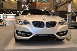 Houston Auto Show - 2015 BMW 228i xDrive Convertible in Luxury Trim 4