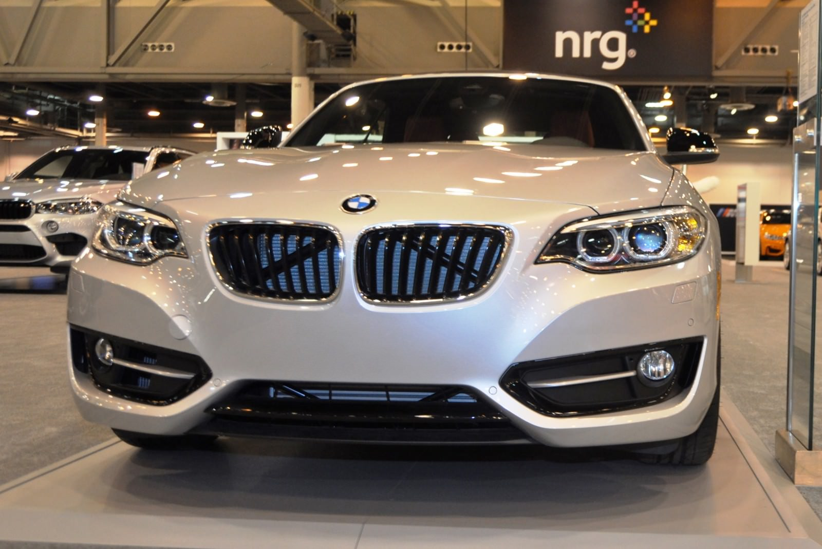 Houston Auto Show - 2015 BMW 228i xDrive Convertible in Luxury Trim 6