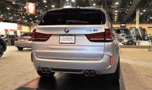 Houston Auto Show - 2015 BMW X5 M 1