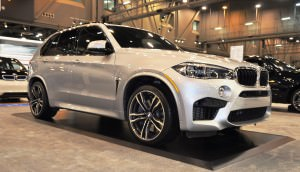 Houston Auto Show - 2015 BMW X5 M 10