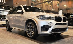 Houston Auto Show - 2015 BMW X5 M 11