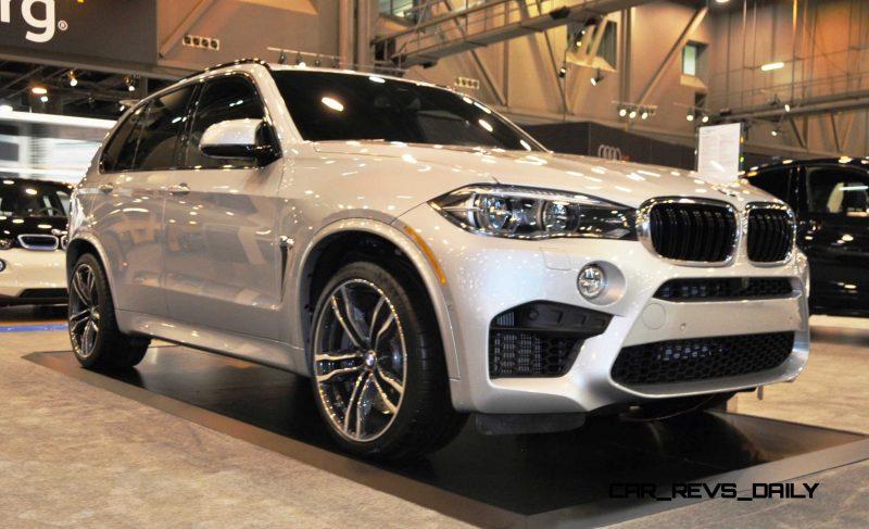 Houston Auto Show - 2015 BMW X5 M 11