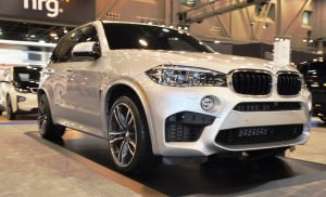 Houston Auto Show - 2015 BMW X5 M 12