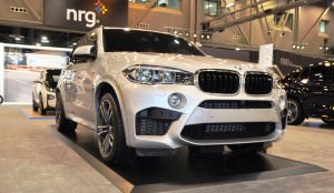 Houston Auto Show - 2015 BMW X5 M 13