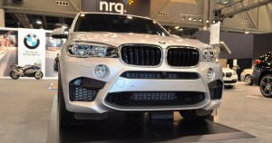 Houston Auto Show - 2015 BMW X5 M 14