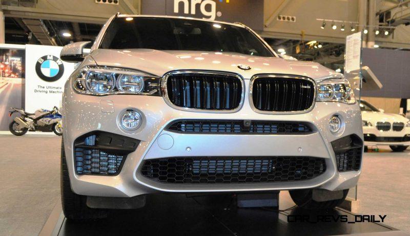 Houston Auto Show - 2015 BMW X5 M 15