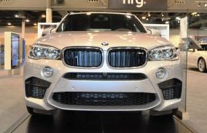 Houston Auto Show - 2015 BMW X5 M 16