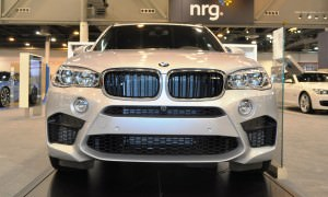Houston Auto Show - 2015 BMW X5 M 17