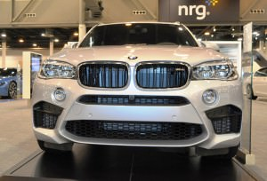 Houston Auto Show - 2015 BMW X5 M 18
