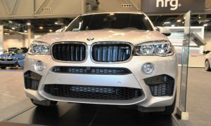 Houston Auto Show - 2015 BMW X5 M 19
