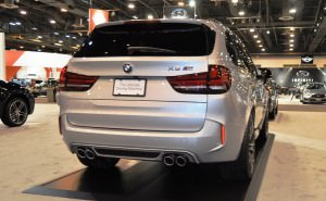 Houston Auto Show - 2015 BMW X5 M 2