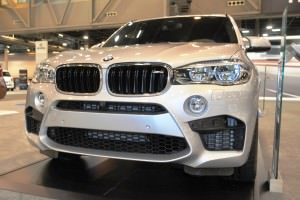 Houston Auto Show - 2015 BMW X5 M 20