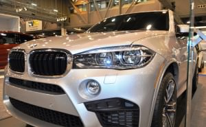 Houston Auto Show - 2015 BMW X5 M 21