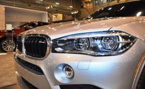 Houston Auto Show - 2015 BMW X5 M 22