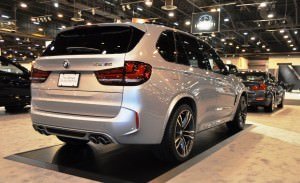 Houston Auto Show - 2015 BMW X5 M 3