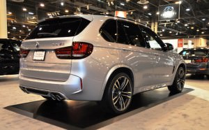 Houston Auto Show - 2015 BMW X5 M 4