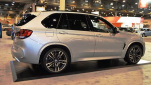Houston Auto Show - 2015 BMW X5 M 5