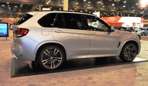 Houston Auto Show - 2015 BMW X5 M 6