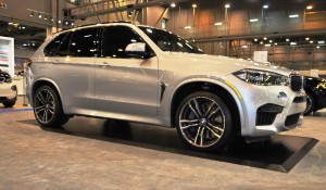 Houston Auto Show - 2015 BMW X5 M 8