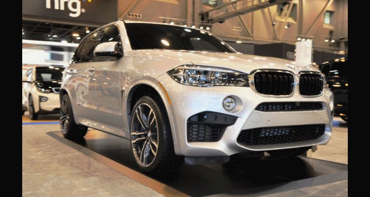 Houston Auto Show - 2015 BMW X5 M
