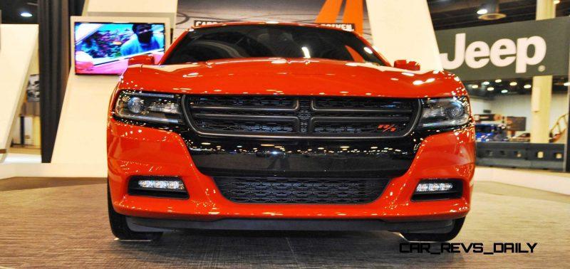 Houston Auto Show - 2015 Dodge Charger 2