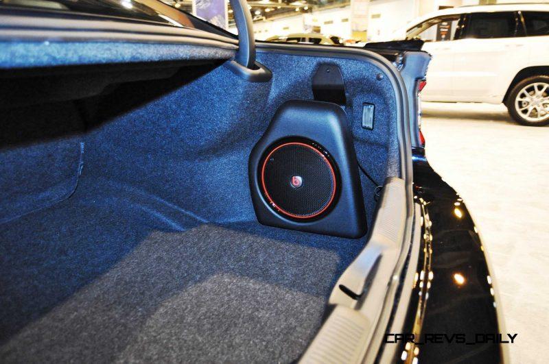 Houston Auto Show - 2015 Dodge Charger 9