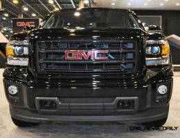 Houston Auto Show – 2015 GMC Sierra Elevation Edition in 20 New Photos + Pricing From $35k