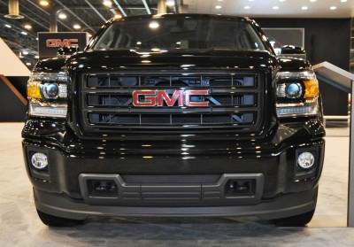 Houston Auto Show - 2015 GMC Sierra Elevation Edition 1