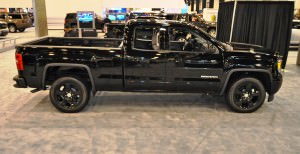 Houston Auto Show - 2015 GMC Sierra Elevation Edition 3