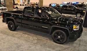 Houston Auto Show - 2015 GMC Sierra Elevation Edition 4