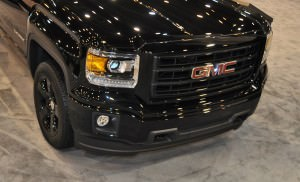 Houston Auto Show - 2015 GMC Sierra Elevation Edition 7