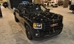 Houston Auto Show - 2015 GMC Sierra Elevation Edition 8
