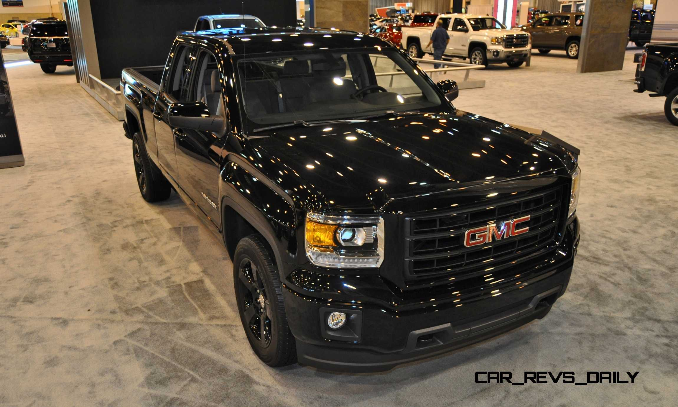Houston Auto Show 2017 Gmc Sierra Elevation Edition 8