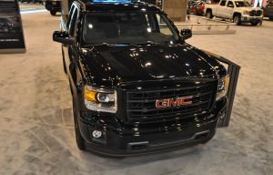 Houston Auto Show - 2015 GMC Sierra Elevation Edition 9