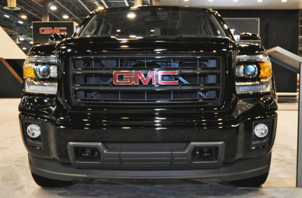 Houston Auto Show - 2015 GMC Sierra Elevation Edition