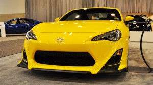 Houston Auto Show - 2015 Scion FR-S RS1 Is Damn Sexy In Real-Life 1