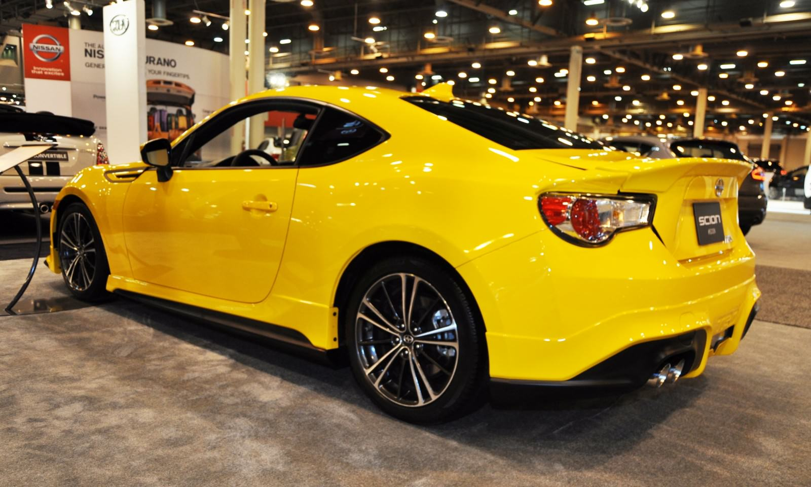 houston auto show 2015 scion fr s rs1 is damn sexy in real life 13. Black Bedroom Furniture Sets. Home Design Ideas