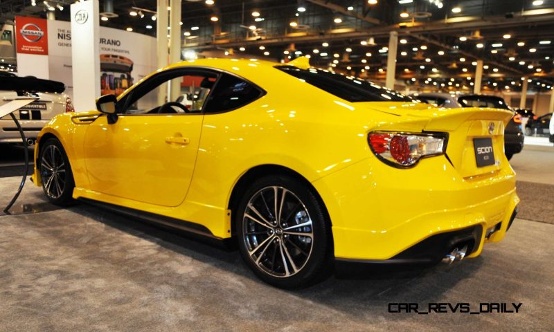 Houston Auto Show - 2015 Scion FR-S RS1 Is Damn Sexy In Real-Life 13