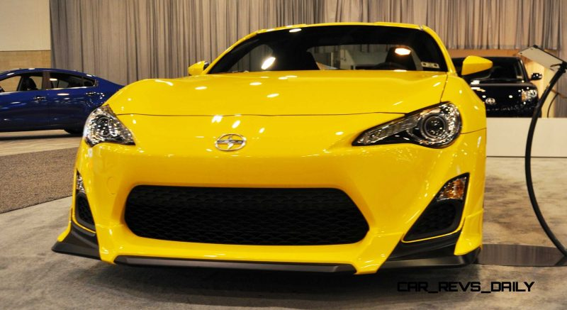 Houston Auto Show - 2015 Scion FR-S RS1 Is Damn Sexy In Real-Life 2