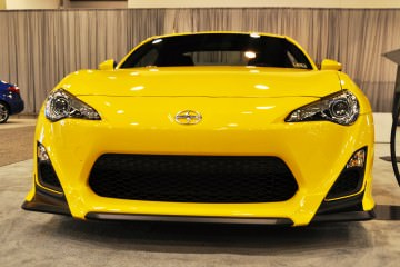 Houston Auto Show – 2015 Scion FR-S RS1 Is Damn Sexy In Real Life!