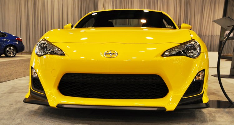 Houston Auto Show - 2015 Scion FR-S RS1 Is Damn Sexy In Real-Life 3