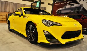 Houston Auto Show - 2015 Scion FR-S RS1 Is Damn Sexy In Real-Life 4