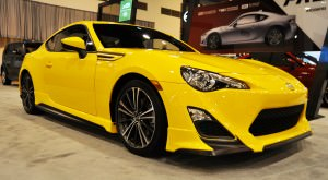 Houston Auto Show - 2015 Scion FR-S RS1 Is Damn Sexy In Real-Life 5